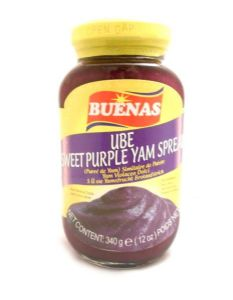 Buenas Ube [Sweet Purple Yam Spread] | Buy Online at The Asian Cookshop